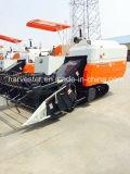 moissonneuse du riz 4lz-4.0b en vente avec l'engine 85HP aux Philippines