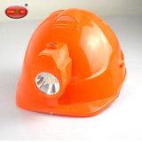 Phare de casque de lampe de chapeau de mine de lampe de mineur de casque