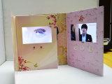 """LCD bedrijfs van de Gift VideoBrochure, 4.3 """" - VideoAdreskaartje 5 ''"""