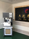 UV гравировальный станок маркировки лазера для стекел вахты и индустрии часов