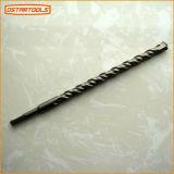 La flauta de vástago hexagonal estándar SDS Broca martillo