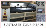 Автомат для резки лазера 4 игрушек плюша головок с УПРАВЛЕНИЕ ПО САНИТАРНОМУ НАДЗОРУ ЗА КАЧЕСТВОМ ПИЩЕВЫХ ПРОДУКТОВ И МЕДИКАМЕНТОВ Ce