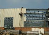 プレハブの軽い鉄骨構造の干し草の板囲いの倉庫の建物(KXD-114)