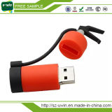 OEM/ODM past de PromotieGift van de vervaardiging Brandblusapparaat USB aan