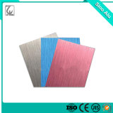 Strato di alluminio di coloritura anodizzato per i beni di consumo e della costruzione