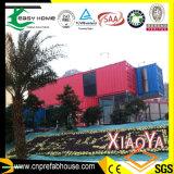 Prefabricados de expansión de la casa del contenedor de envío (XYJ-03)
