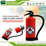 Il regalo promozionale di fabbricazione di OEM/ODM personalizza il USB dell'estintore