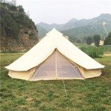 屋外のキャンプのサファリのテントの冬のWigwamの軍隊のテント