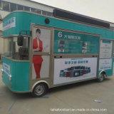 Construit de façon personnalisée pour la vente de remorques de fast-food