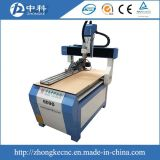 4 조각 기계를 광고하는 축선 3D CNC 대패