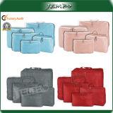 Polyester-Spielraum-Speicher-Beutel-Gepäck kleidet saubere Organisator-Tasche