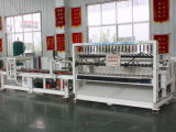 Modèle de production de brique allumé par argile automatique de machine de brique