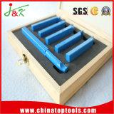 De verkopende CNC van de Goede Kwaliteit het Draaien van het Carbide Draaibank Gesoldeerde Houders van Hulpmiddelen