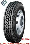 Neumático doble del carro de la alta calidad del neumático del carro de la moneda de China Longmarch/