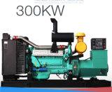 générateur diesel d'alternateur de 300kw/375kVA Stamford avec la pièce jointe insonorisée/centrale électrique muette