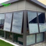 [ألومينوم ويندوو] في مكتب مع [أوسترلين] معياريّة ألومنيوم ظلة نافذة