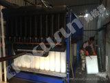 Блок льда хорошего качества делая завод машины с самым низким ценой