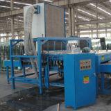 De vidrio Máquina de limpieza automática de secado