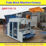 Qmy10-15 Big automatique hydraulique à béton mobile Bloc machine