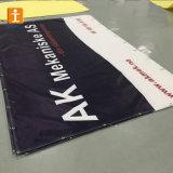 Grande bandiera a buon mercato stampata esterna durevole della maglia del vinile