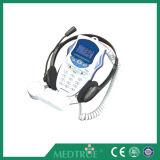 Vendita calda approvata Doppler fetale ultrasonico Pocket portatile a buon mercato medico (MT01007003) di CE/ISO