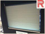 Profils en aluminium/en aluminium d'extrusion pour la porte en aluminium automatique de garage d'obturateur de rouleau