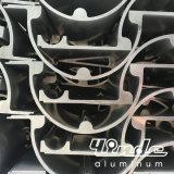 L'extrusion en aluminium/a expulsé le profil en aluminium pour la bride de pipe