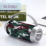 Novo pano de reporte colunas Bluetooth com a FM J5