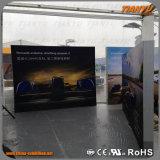 Caixa leve do diodo emissor de luz da feira profissional da cabine da feira profissional da caixa leve do diodo emissor de luz