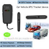 Mini GPS van de Kabelwagen/van de Motorfiets Drijver met Verre Controle (A13)