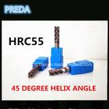 Preda оборудует HRC55 с механическими инструментами покрынными Tialn