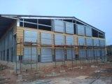 Prefab светлая дом бройлера стальной структуры