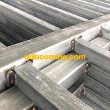 2.4m x 2.4m Tubular Square Flat Top Fences