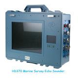 Instrumento levantamientos geodésicos ecosondas marinos
