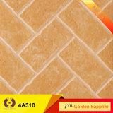 Neue Entwurfs-Glasur-keramische Fußboden-Fliese in der Beige (4A001)
