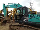 Excavador usado Sk200-8 de la correa eslabonada de Kobelco Sk200-8 para la venta
