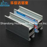 Profils thermiques enduits de guichet en aluminium d'interruption de poudre