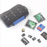 Carte mémoire étanche multifonction de boîte de cas pour le DD CF XD TF carte