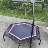 Trampolino piegante esterno dell'interno dei piedi del trampolino dell'ammortizzatore ausiliario di Springfree