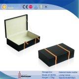 가죽 포도주 상자 전시 상자 (1387R5)