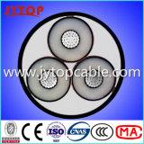 Câble en aluminium moyen 3X95mm du câble 15kv de tension avec le certificat de la CE