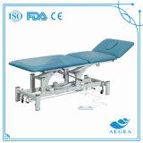 Klassische elektrische Tisch-Prüfungs-Couch der Behandlung-AG-Ecc15