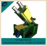 Máquina rotatoria de entallar para hacer borde de papel