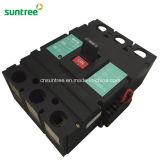 3 poste 4 poste cm-1 MCCB (corta-circuito moldeado del caso)