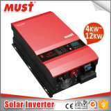 Affichage LCD Inverseur solaire Pure Sine Wave 10kw 8kw 6kw