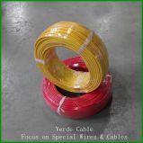 Collegare speciale a temperatura elevata del Teflon del cavo PTFE