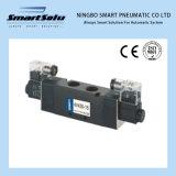 4V клапан соленоида одиночным управлением положения 5 серии 2 Port