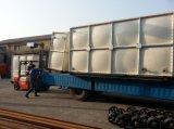 SMC в сочетании модульной резервуар для воды на заводе