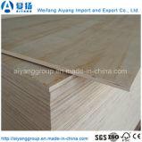 屋内家具のための環境に優しいシラカバの合板
