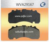 De Stootkussens van de rem met de Uitrusting van de Reparatie Aceessories (WVA29167)